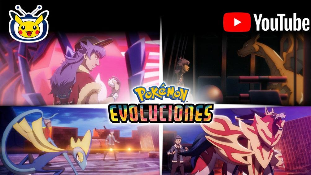 Evoluciones Pokémon: Episodio 1 - El Campeón ya disponible