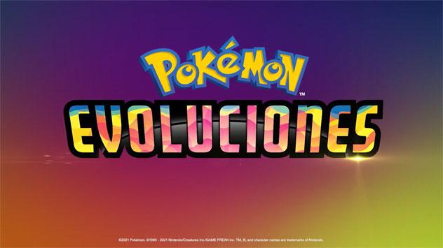 Pokémon Evoluciones: Nueva serie animada por el 25 aniversario de Pokémon