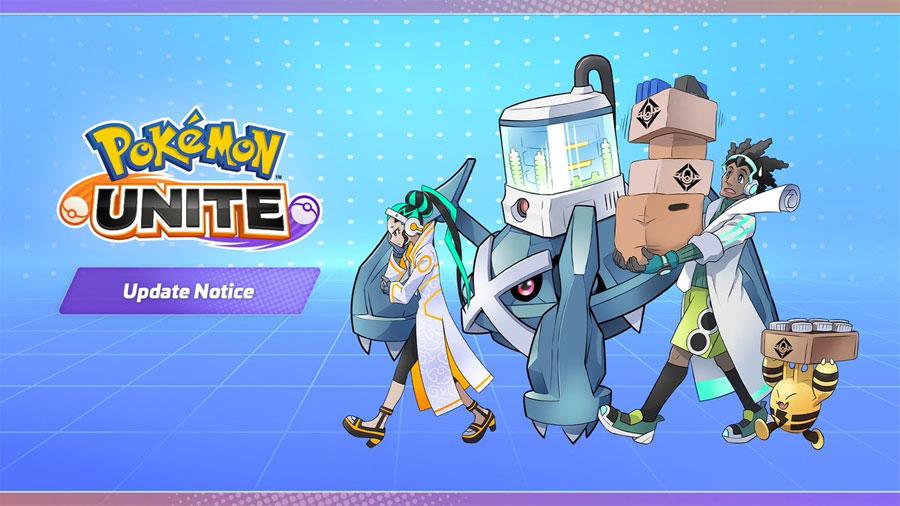 Pokémon UNITE: Actualización 8 de Septiembre y nuevo holoatuendo para Slowbro