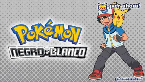 TV Pokémon: Llega la primera temporada de la serie Negro y Blanco