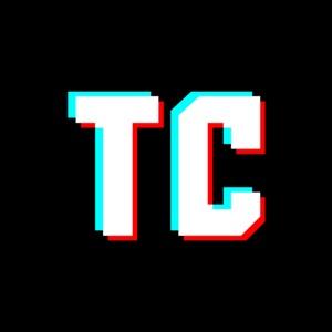 website logo in blue