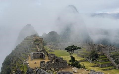 Inca Ruins | Peru