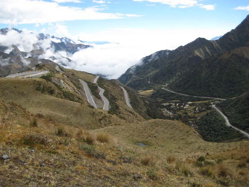 Abra Malaga | Peru