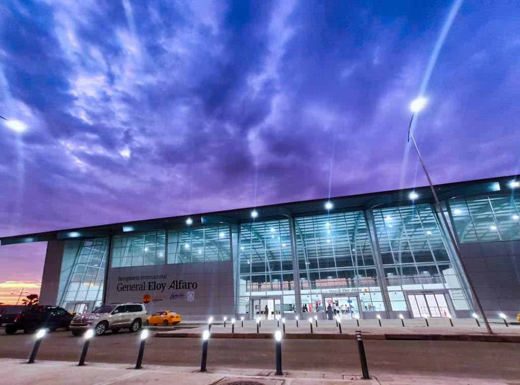 General Eloy Alfaro Airport