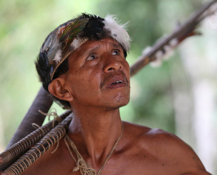 Community in the Amazon Rainforest | Ecuador