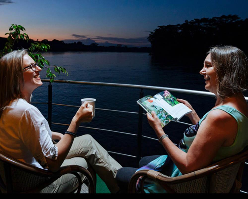 Anakonda amazon cruise Ecuador