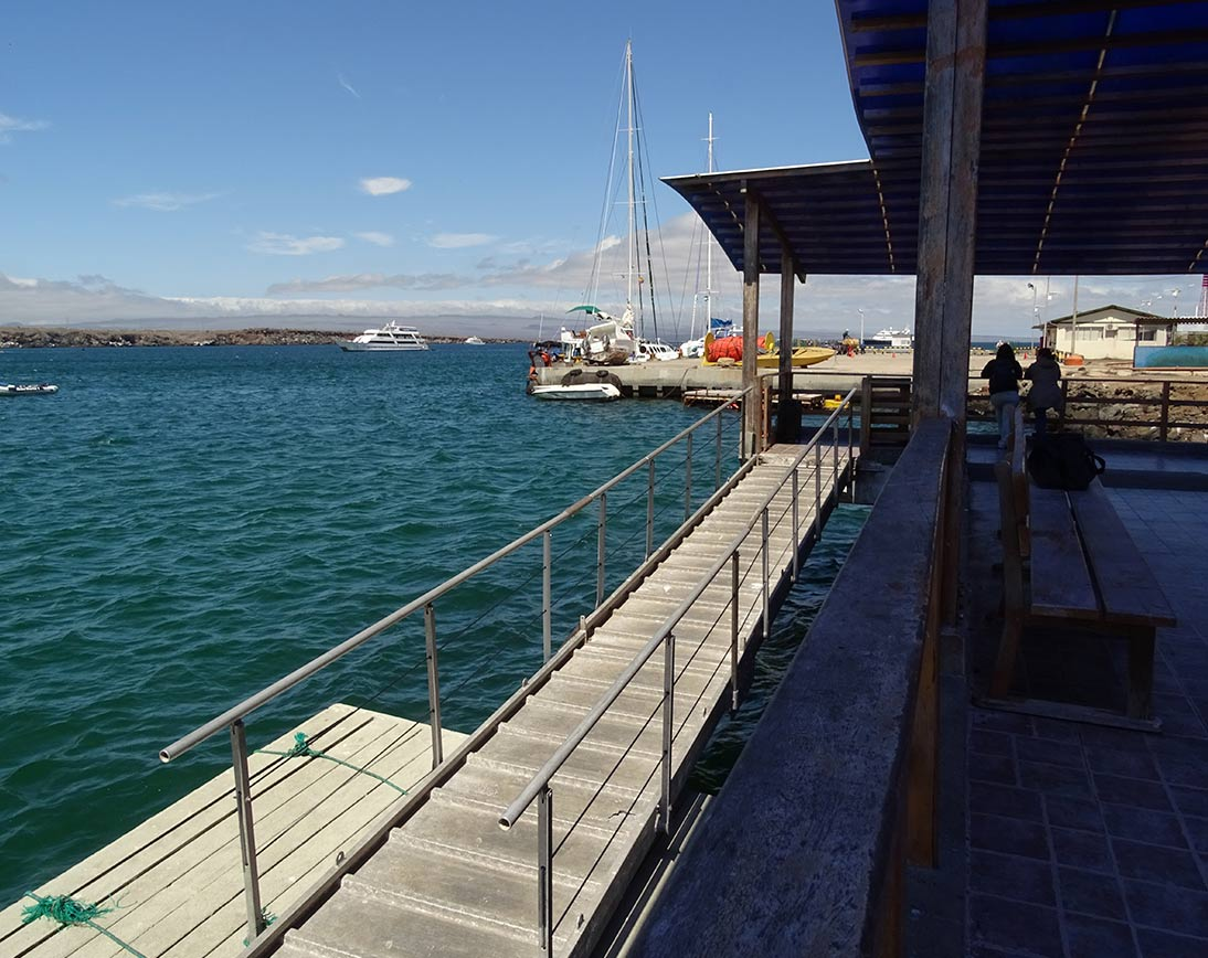 how to get there galapagos islands