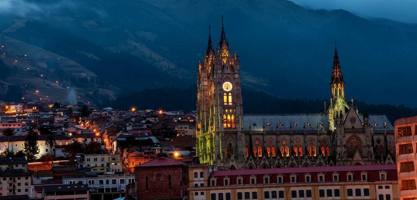 Basilica del Voto Nacional | Ecuador