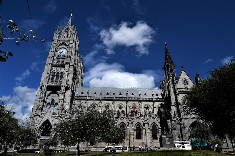 Basilica | Ecuador