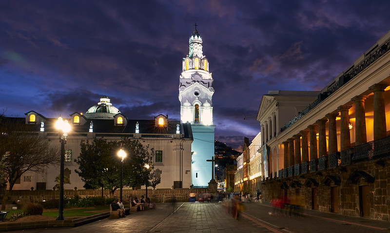 Quito | Historic Center Ecuador