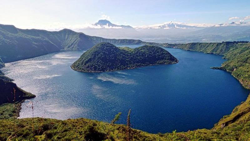 Cotacachi | Cuicocha Lagoon