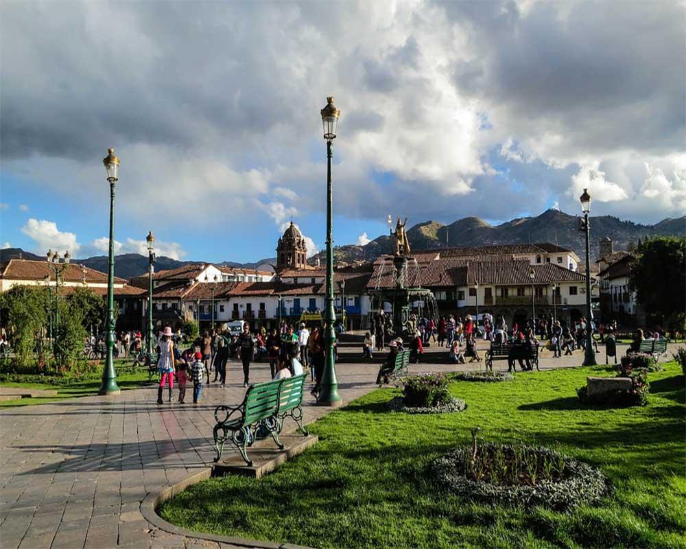 Cusco | Plaza de armas