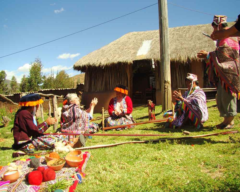 Huaca Wasi – Ipsay Pass Community