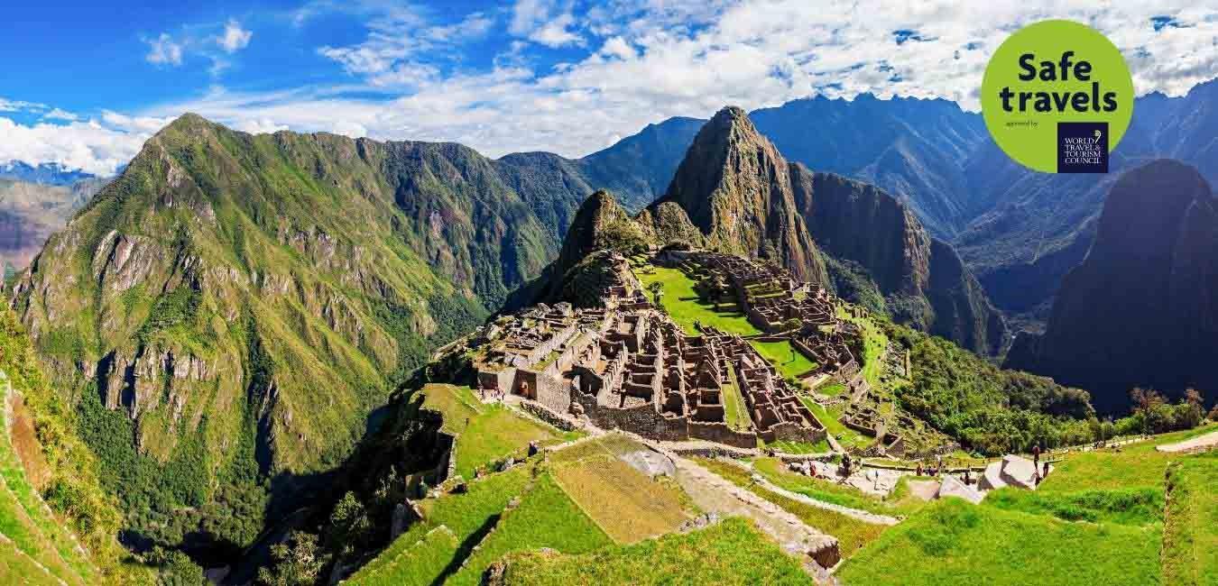 Machu Picchu | Peru | Safe Travels