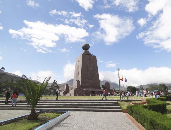 Mitad del mundo | Ecuador