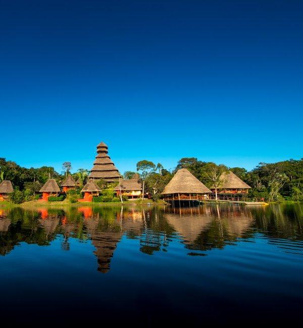 The Napo Wildlife center | Amazon Ecuador