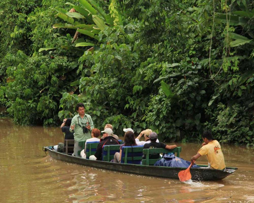 Napo Wildlife Canoa Trip | Ecuador