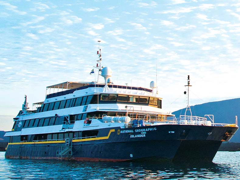 National Geographic Islander | Galapagos Cruise