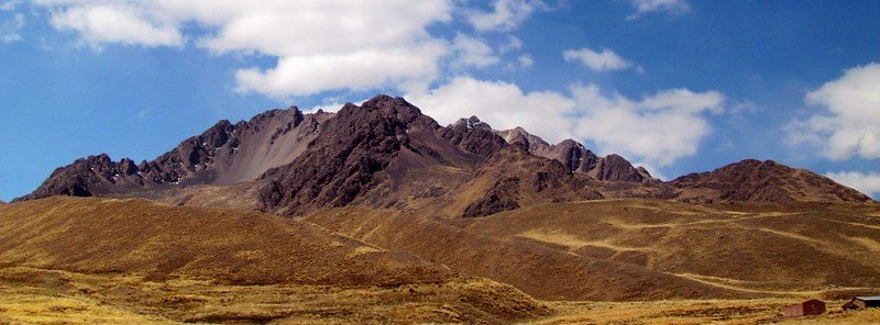 Peru mountains