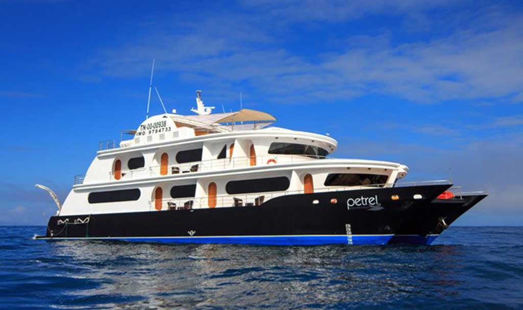 Petrel cruise