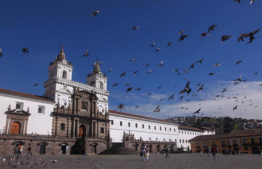 San Francisco Church | Ecuador