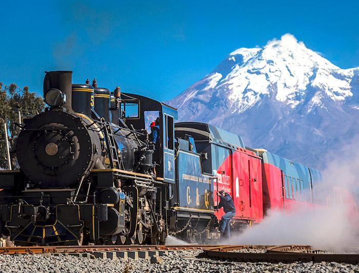Ecuador train | Andes | Nariz del Diablo