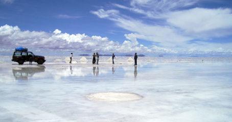 Uyuni salar | Bolivia