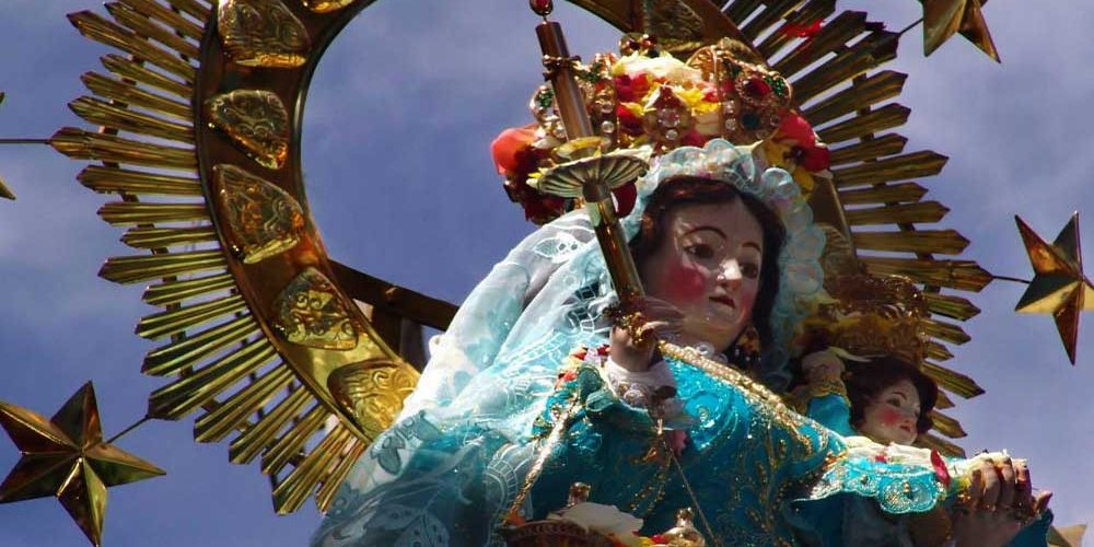 Virgin of Candelaria
