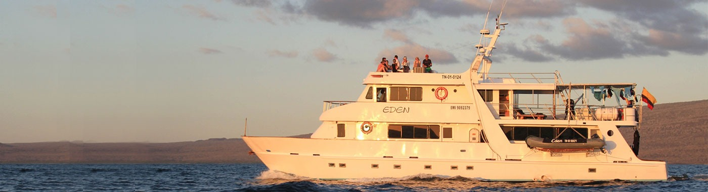 Galapagos mid range cruises