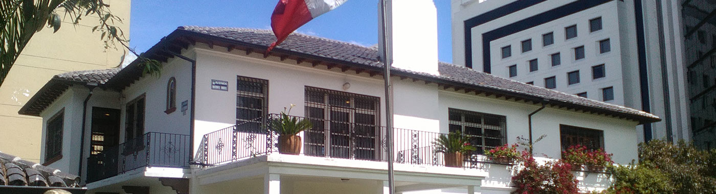 embassies in quito