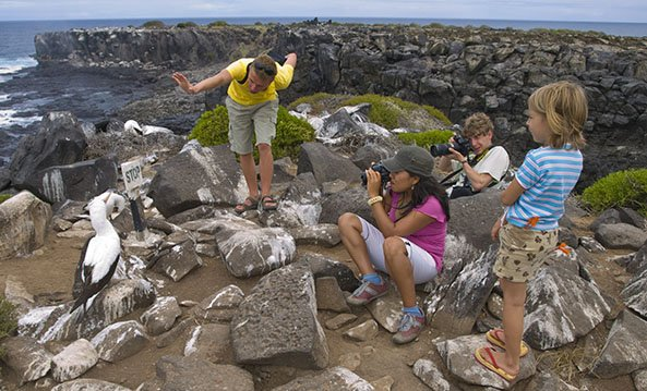 Galapagos Info: When to visit Voyagers Travel Specialists