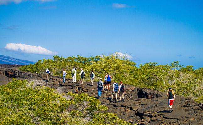 Galapagos cerro colorado