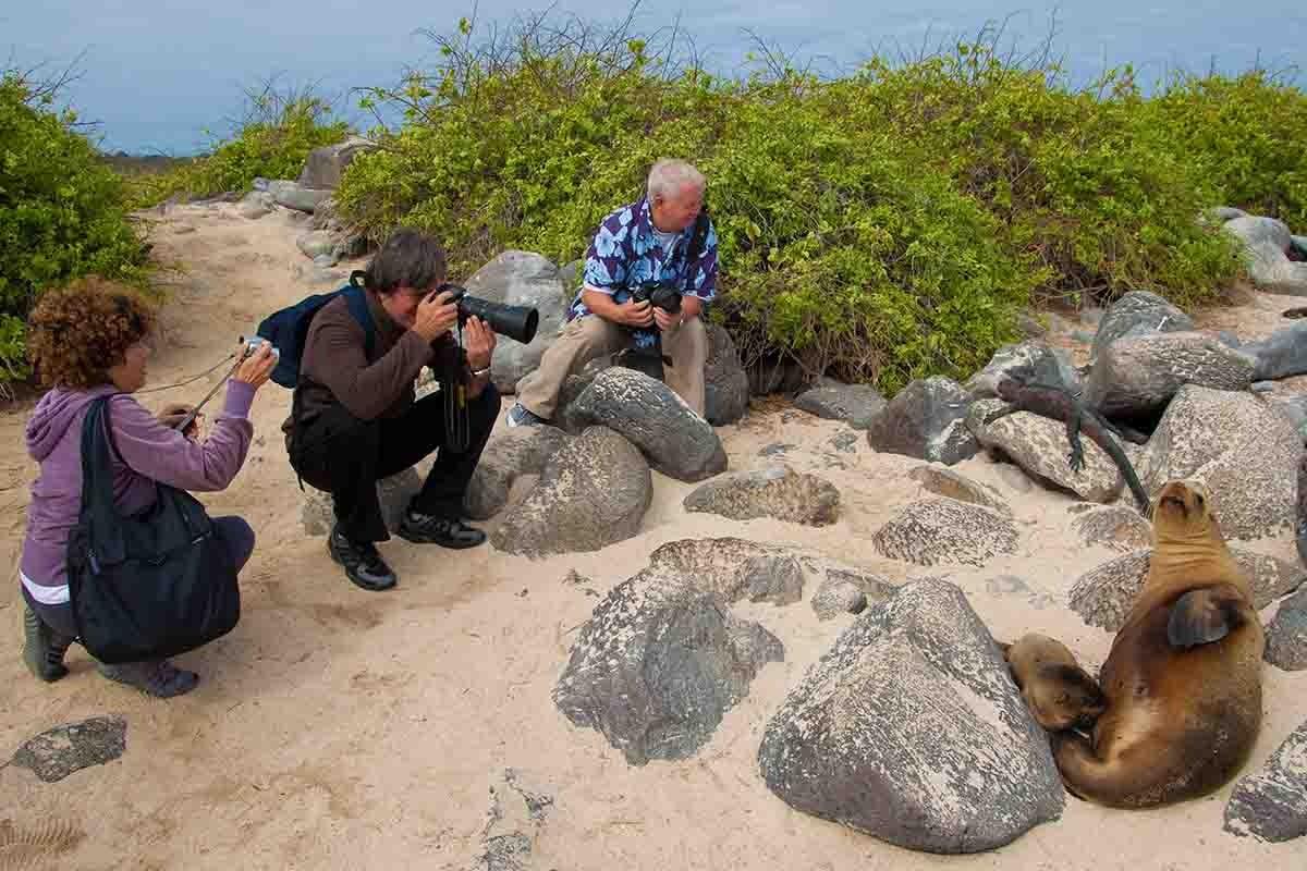 Galapagos experience