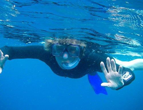 Snorkeling | Galapagos islands