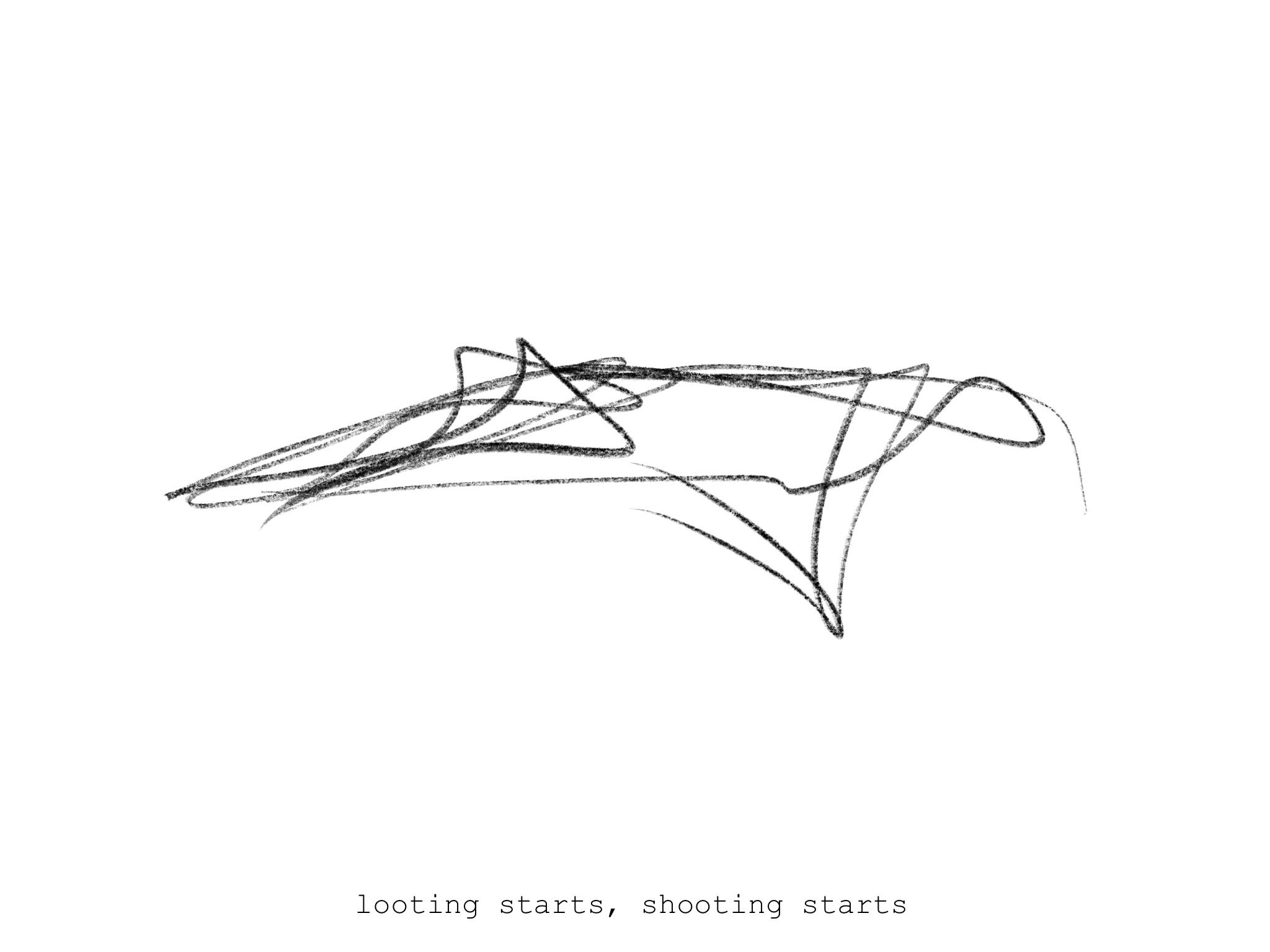 Looting Shooting
