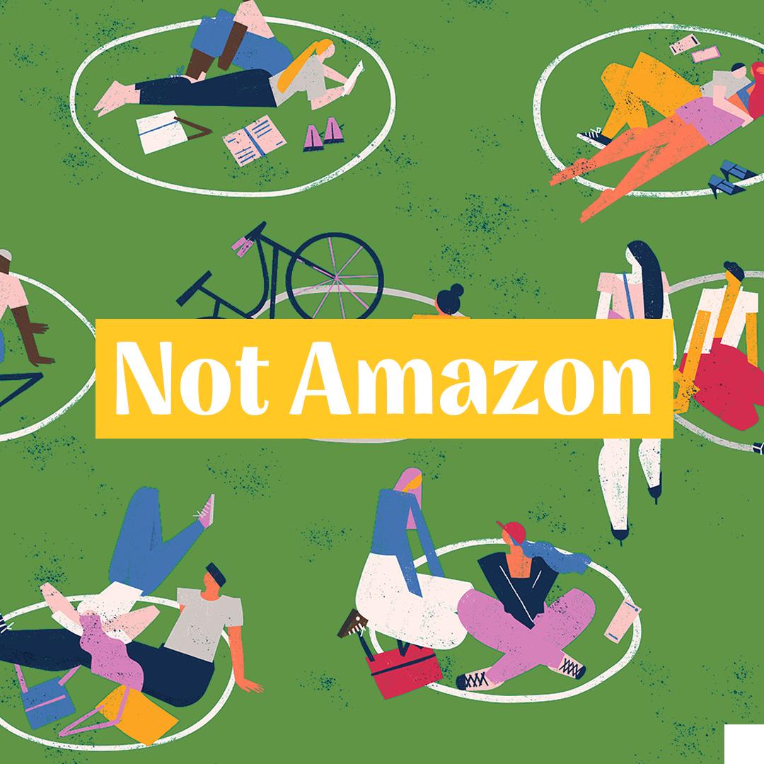 Not Amazon - Toronto