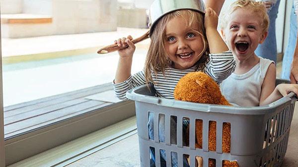 Det är enkelt att teckna en av Sveriges bästa barnförsäkringar!