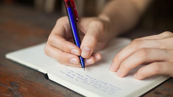 Checkliste für die begleitende Person