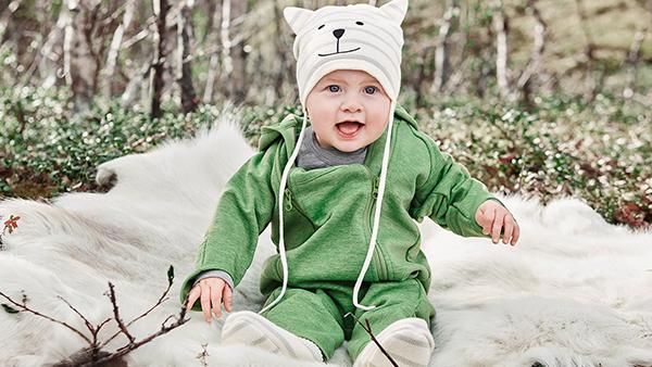 Så klär du din bebis på hösten
