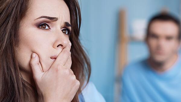 Voici neuf raisons pour lesquelles votre relation est en crise!