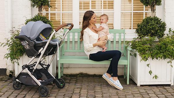 Slik velger du riktig bilstol til din baby