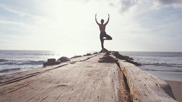 Harmonia i równowaga w ciąży