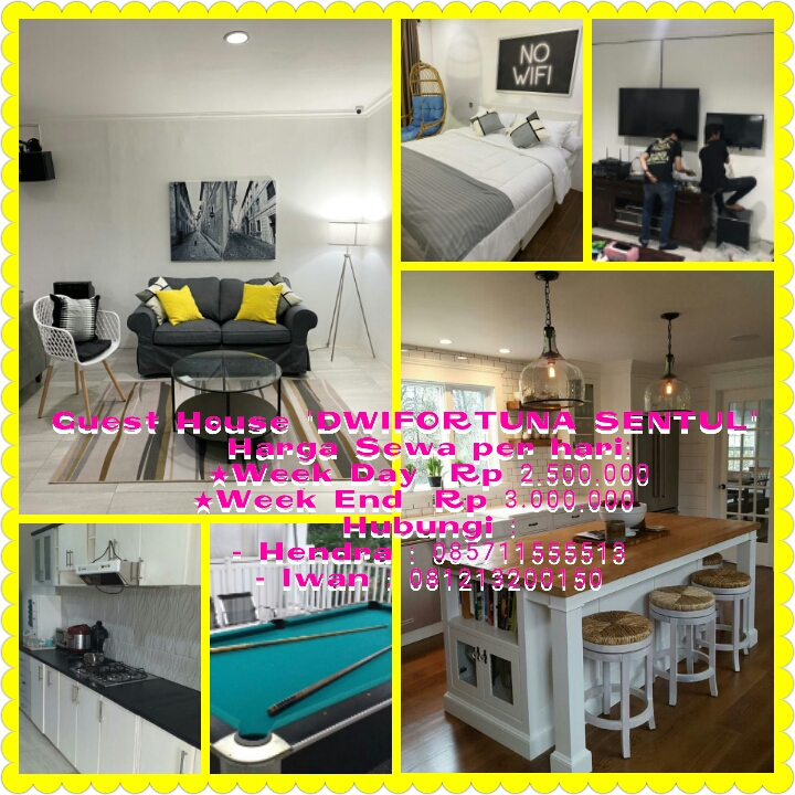 FoR RenT Guest House
