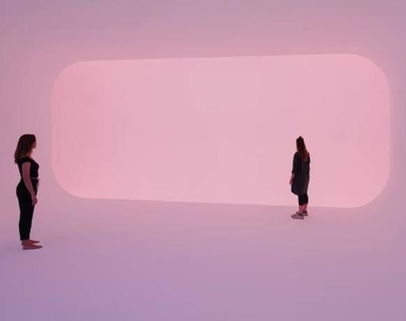 James Turrell: Pasajes de luz en el Museo Jumex