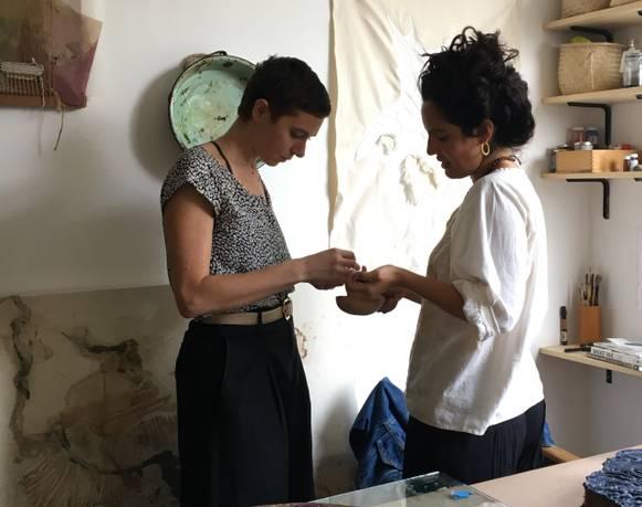Entrevista a Sofía Fernández Díaz (o tacos de Bucareli)