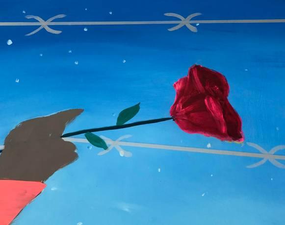 La Faena de Ana Segovia | Una rosa sangre para él