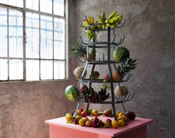 Cronofagia: tianguis de recuerdos culinarios