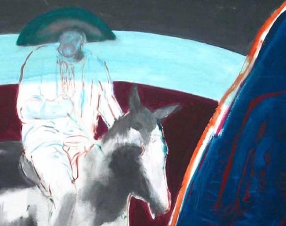Unicornios andan sueltos: entrevista a Luis Aduna sobre el trabajo de Gilberto Aceves Navarro