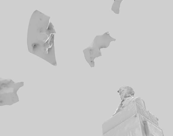 El viento sigue soplando en La permanencia de las piedras de Federico Pérez Villoro