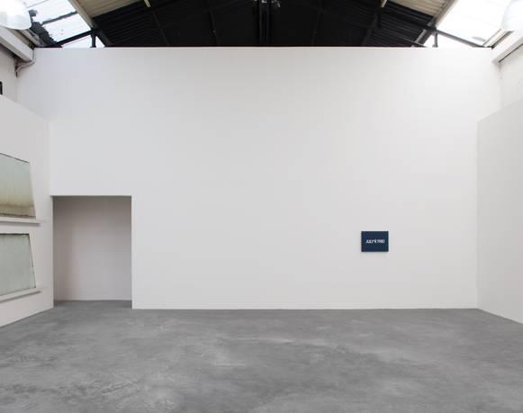 Today: ensamble de tiempos y espacios en la nueva sede de Nordenhake